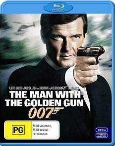 Man With the Golden Gun (2012 Version) on Blu-ray image