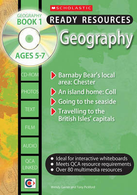 Geography Book: Bk. 1 by Tony Pickford