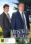 Midsomer Murders - Season 15 Part 2 on DVD