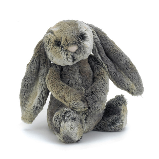 Jellycat: Bashful Bunny - Cottontail (Medium)