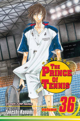 The Prince of Tennis, Vol. 36 by Takeshi Konomi image