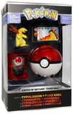 Pokemon: Pokémon Catch 'n Return - Typhlosion Poké Ball