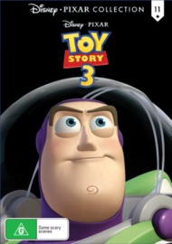 Toy Story 3 (Pixar Collection 11) on DVD