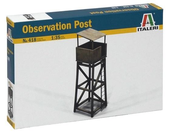 Italeri: 1:35 Observation Post - Diorama Set