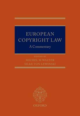 European Copyright Law