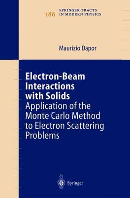Electron-Beam Interactions with Solids by Maurizio Dapor image