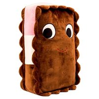 Yummy World: Sandy Ice-Cream Sandwich Large Plush