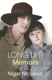 Long Life: Memoirs by Nigel Nicolson image