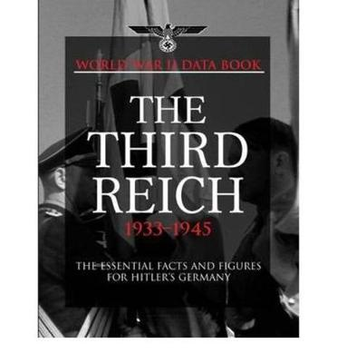 World War 2 Data Book: Third Reich 1933-45 by Chris McNab image