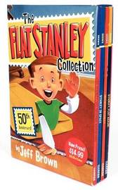 The Flat Stanley Collection Box Set by Jeff Brown