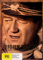 John Wayne - Western Collection (5 Disc Box Set) on DVD