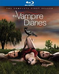 The Vampire Diaries - The Complete First Season on Blu-ray