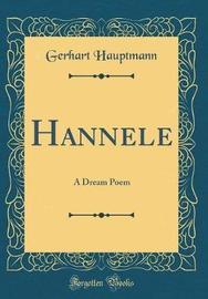 Hannele by Gerhart Hauptmann image