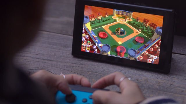 Super Mario Party for Switch image