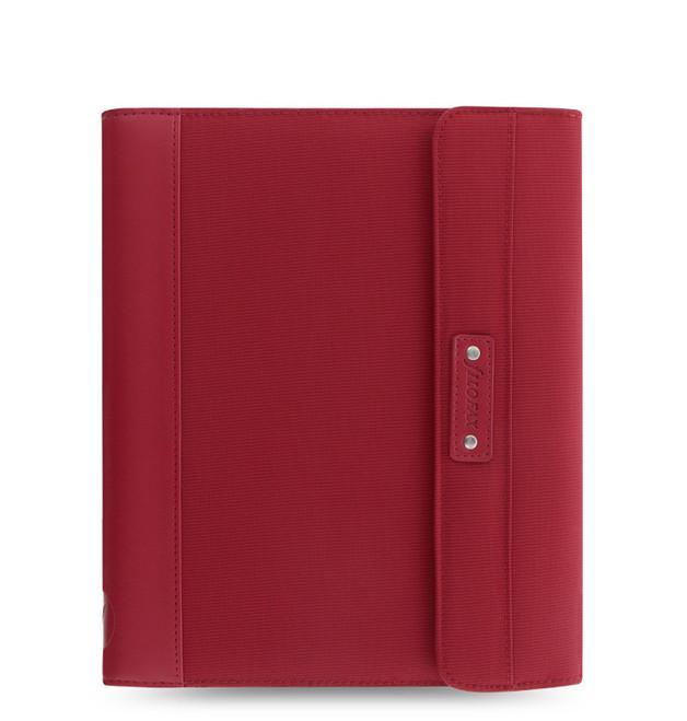 Filofax: Microfibre Wrap Large Tablet Case - Red