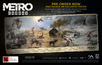 Metro Exodus Aurora Edition for PS4