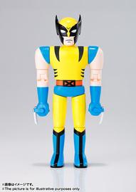 Chogokin Heroes Wolverine - Action Figure