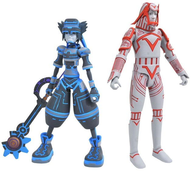 Kingdom Hearts: Select Action 3-Pack - Sora/Sark
