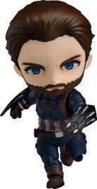 Avengers: Captain America - Nendoroid Figure