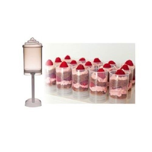 Push Pop Dessert Makers (Set of 6)