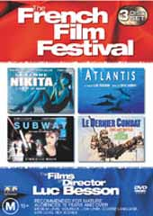 The French Film Festival on DVD
