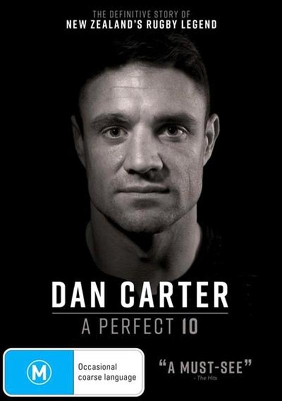 Dan Carter - A Perfect 10 on DVD