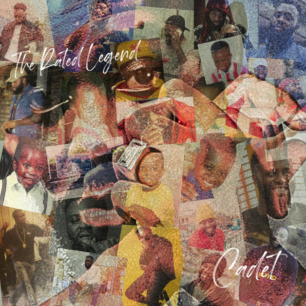The Rated Legend by Cadet