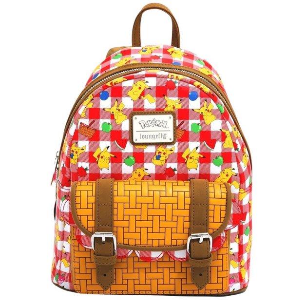 Loungefly: Pokemon - Pikachu Picknic Basket Mini Backpack