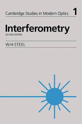 Interferometry by W.H. Steel image