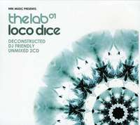 Lab 01: Loco Dice Unmixed (2CD) by Various