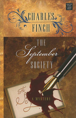 The September Society by Charles Finch image