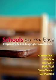Schools on the Edge by John MacBeath image