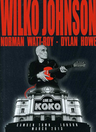 Wilco Johnson Live at Koko on DVD