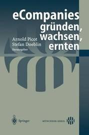 Ecompanies - Gra1/4nden, Wachsen, Ernten