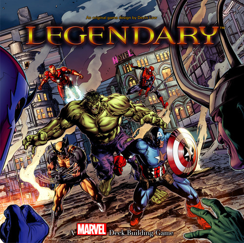 Legendary: Marvel image