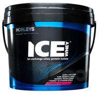 Horleys ICE Whey Protein Isolate - Strawberry Frost (3kg)
