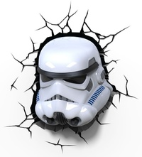 Star Wars: Storm Trooper - 3D Light