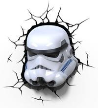Star Wars: Storm Trooper - 3D Light
