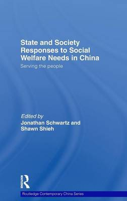 State and Society Responses to Social Welfare Needs in China
