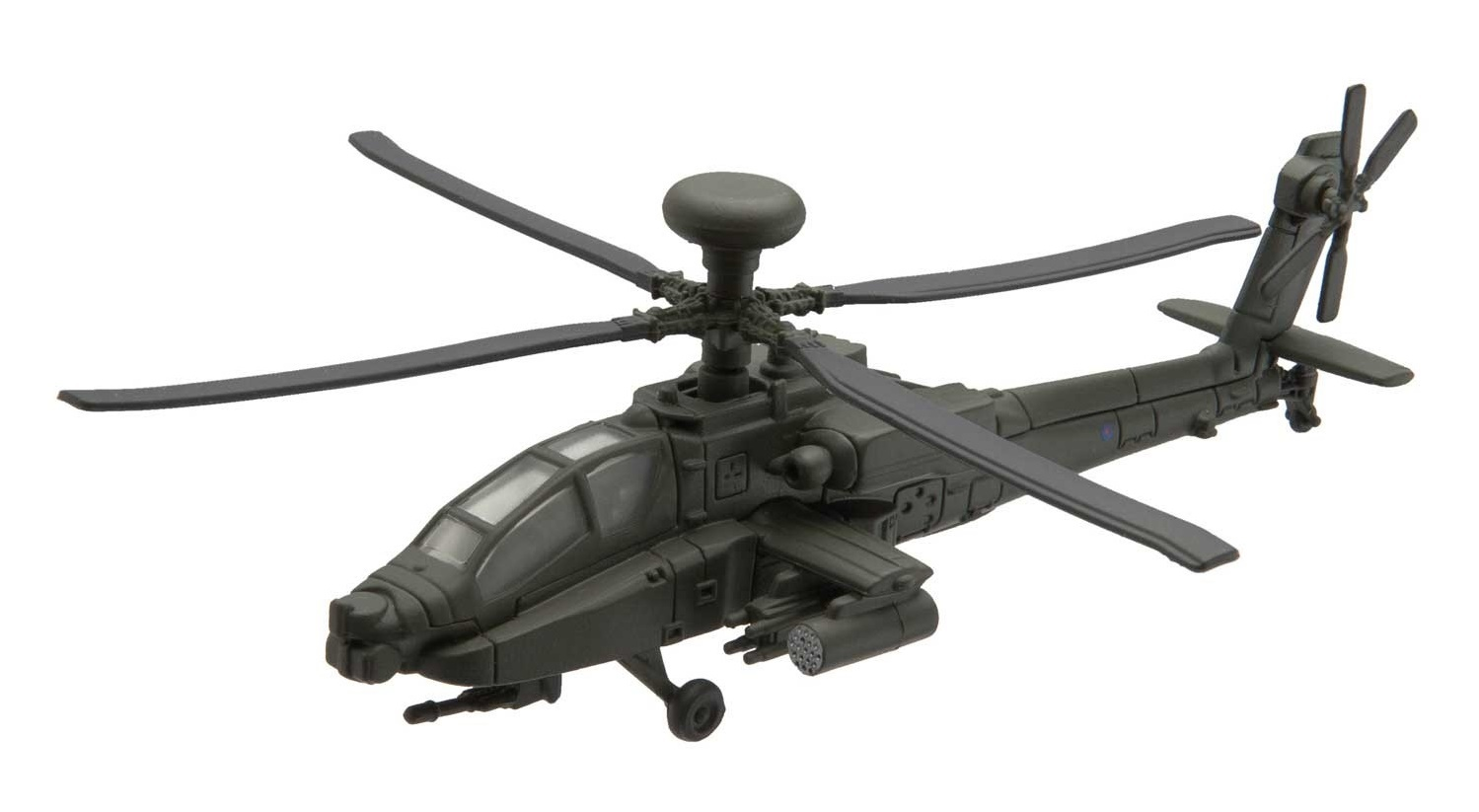 Corgi: Showcase Apache - Diecast Model image