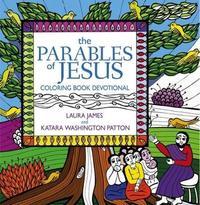 The Parables of Jesus Coloring Book Devotional by Katara Washington Patton