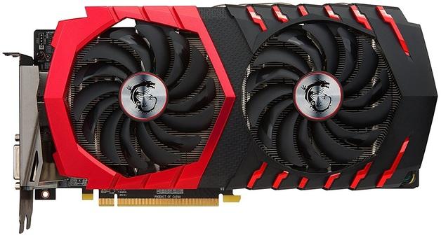 MSI Radeon RX 570 Gaming X 4GB Graphics Card