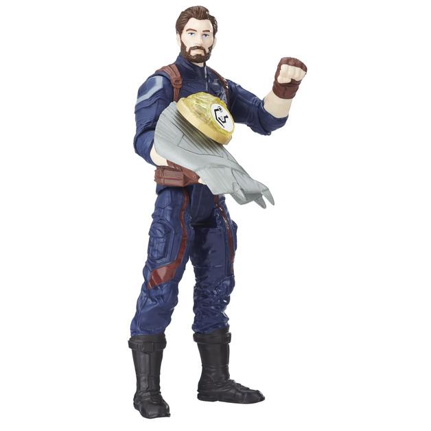 "Avengers Infinity War: Captain America - 6"" Action Figure"