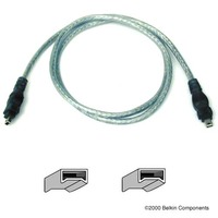 Belkin IEEE 1394 Cable 6 Pin to 4 Pin 1.8m image
