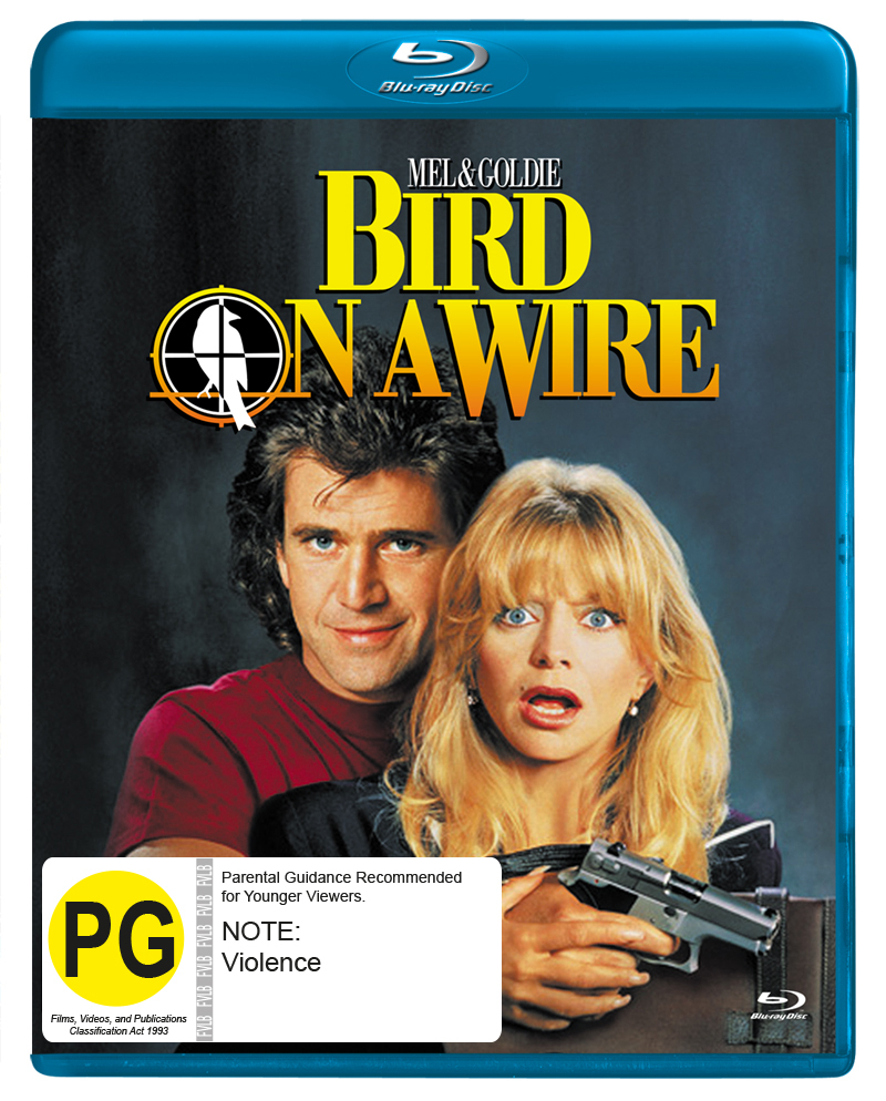 Bird on a Wire on Blu-ray image