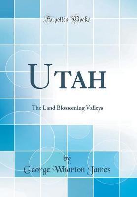 Utah by George Wharton James image