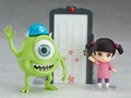 Monsters Inc: Nendoroid Mike & Boo (DX Ver.) - Articulated Figure