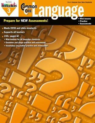 Common Core Practice Language Grade 3