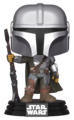 Star Wars: The Mandalorian (Metallic) - Pop! Vinyl Figure