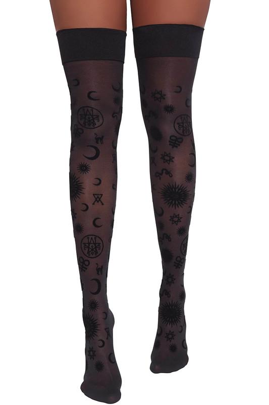 Killstar: Believe In Magic Stockings